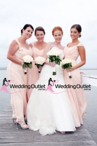 peach-bridesmaid-dresses-wedding-meghan