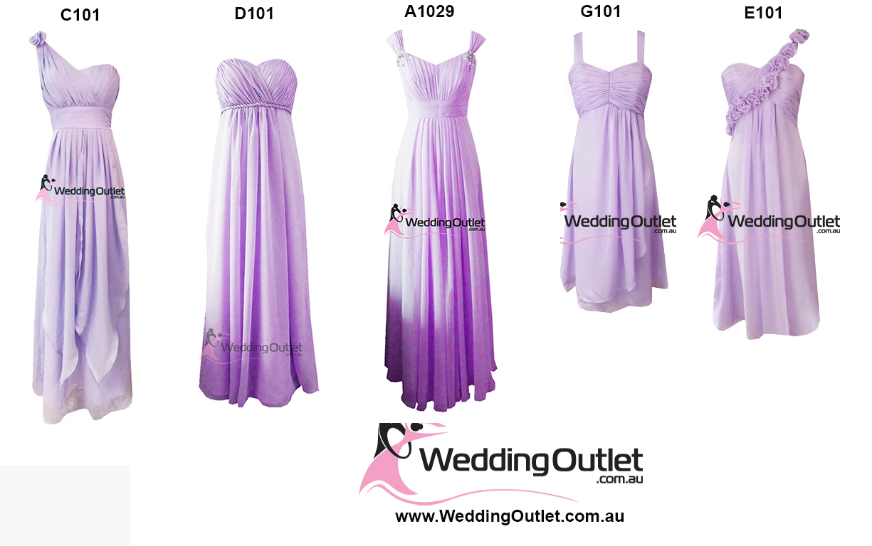 Weddingoutlet wedding outlet wedding dresses online lilac purple bridesmaid dresses wedding ombrellifo Gallery