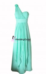 aqua-bridesmaid-dresses-chiffon