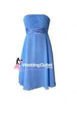 baby-blue-short-bridesmaid-dress