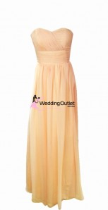 peach-bridesmaid-dresses-cheap-maxi