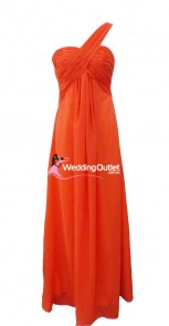 tangerine-orange-bridesmaid-dresses