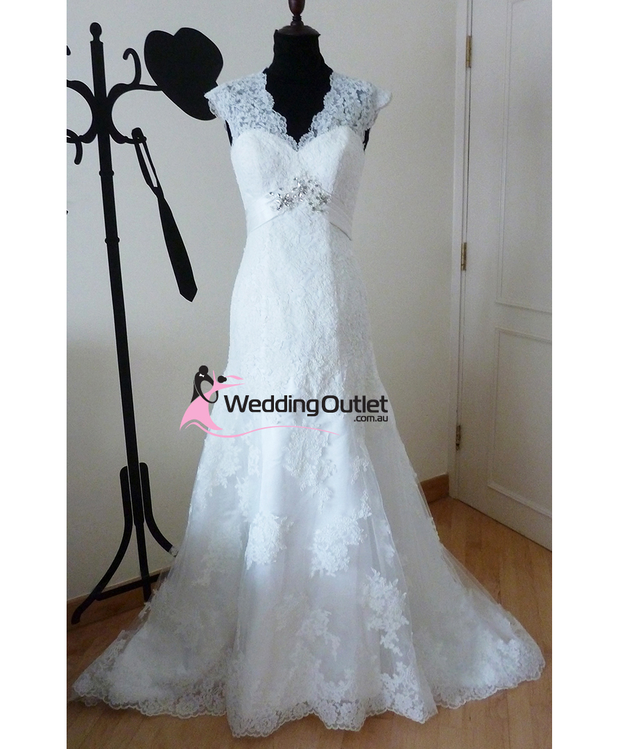 designer wedding dresses outlet online