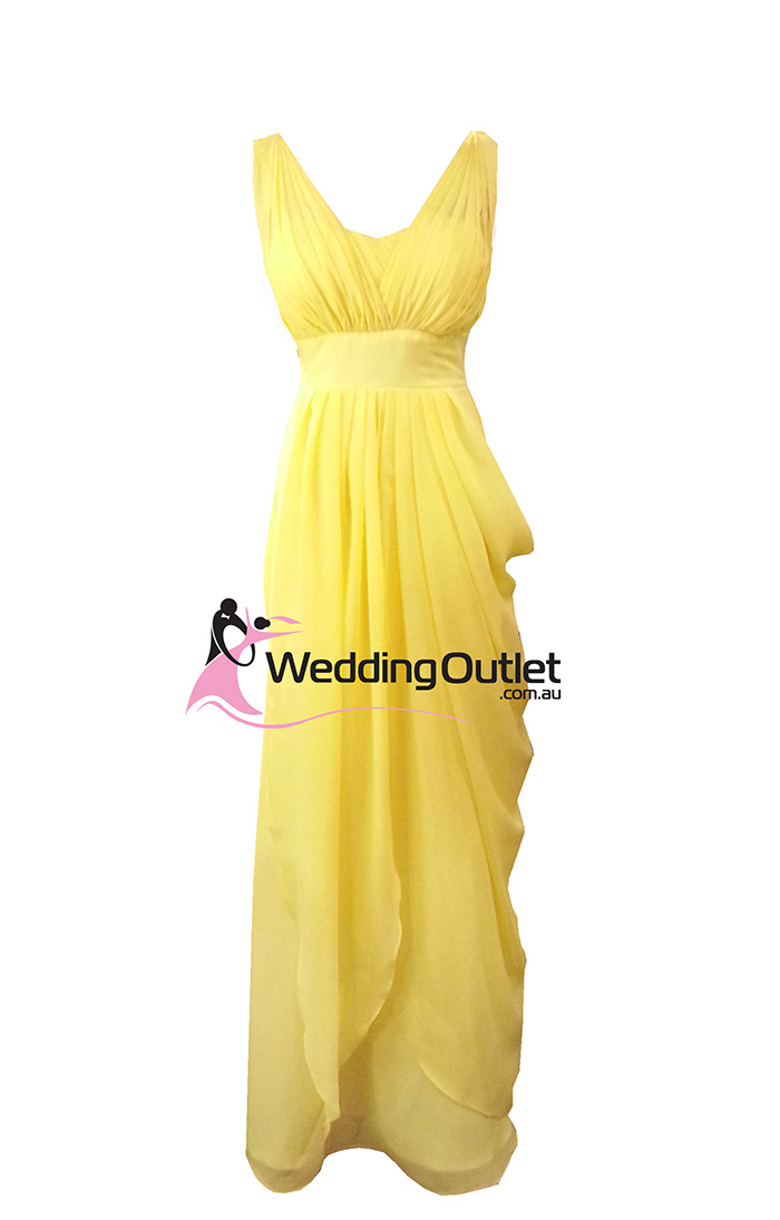 Wedding outlet wedding dresses for Yellow dresses for weddings