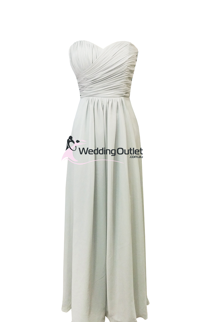 Wedding outlet wedding dresses for Silver wedding dresses for bridesmaids
