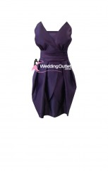 royal-acai-purple-short-satin-bridesmaid-dress-bb101