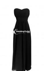 black-strapless-bridesmaid-dresses-t101