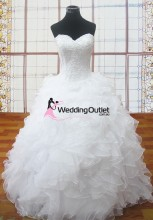 Wedding Dresses - Ruffle