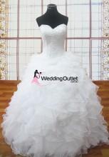 Wedding Dresses - Ruffle