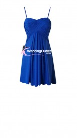 short-bridesmaid-dresses-royal-blue-k101