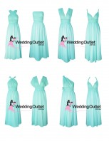tiffany-blue-aqua-wrap-bridesmaid-dresses