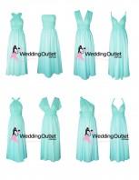 tiffany-blue-aqua-wrap-bridesmaid-dresses