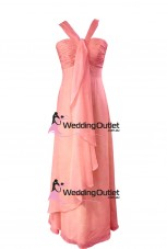 coral-pink-bridesmaid-dresses--maxi-AL101-cheap-halter