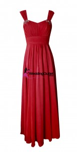 red-sleeved-bridesmaid-dresses-long-wedding-a1029
