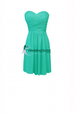 turquoise-short-bridesmaid-dresses-strapless-ab101-tiffany-blue