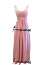 Bridesmaid Dresses - Pink & Reds