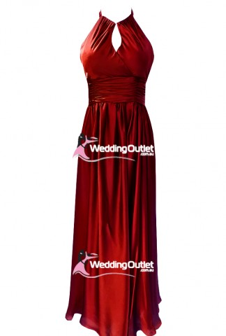 red-satin-evening-bridesmaid-dresses-aj101