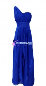 Bridesmaid Dresses - Blue and Greens