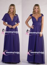 Bridesmaid Dresses - Random Colours
