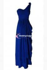 dark-blue-bridesmaid-dress-maxi