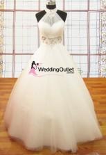ariana-halter-neck-princess-wedding-dress-2014