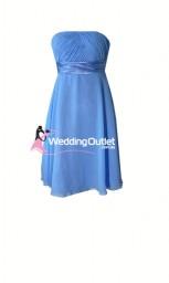 baby-blue-short-bridesmaid-dress