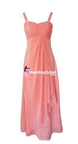 coral-bridesmaid-dresses-australia