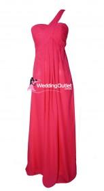 hot-pink-bridesmaid