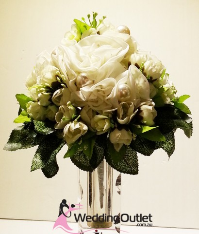 ivory-bouquets-flowers-bridal-artificial-fake