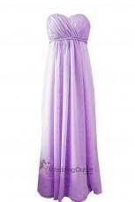 lilac-sweet-heart-strapless-bridesmaid-dress