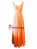 orange-bridesmaid-dresses-maxi