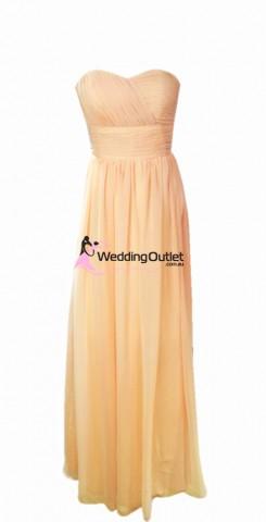 peach-bridesmaid-dresses-cheap-maxi