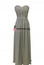 grey-strapless-bridesmaid-dresses-wedding-ab