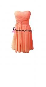 coral-bridesmaid-dresses-short-strapless-ad101