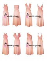 dusty-pink-rose-bridesmaid-dresses-wrap