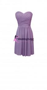royal-purple-short-bridesmaid-dresses