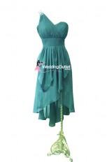 jade-green-hiigh-low-bridesmaid-dresses-c104