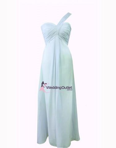 misty-blue-one-sleeve-bridesmaid-dresses-f101