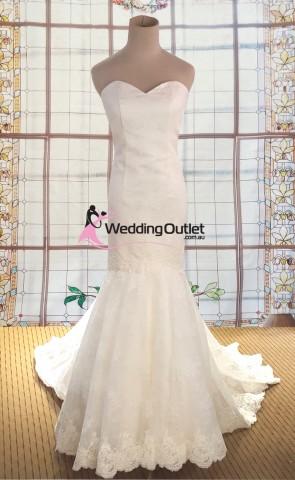 sweetheart-lace-mermaid-wedding-dress-custom-made-taimaine