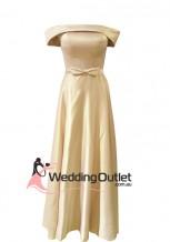 gold-off-shoulder-satin-bridesmaid-dress-bc101