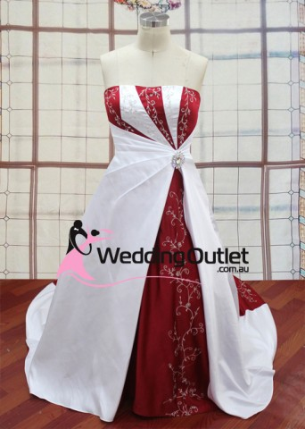 red-and-white-wedding-dresses-embroidery-gown